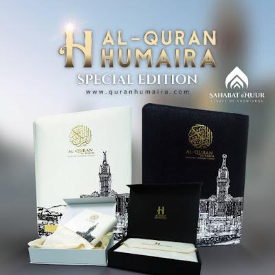 Al Quran Tagging A5 Humaira Special Edition