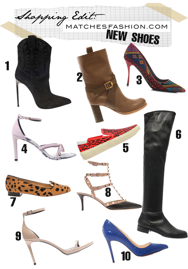 Shoes Matchesfashion.com edit