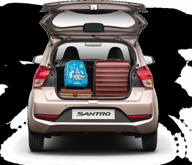 Hyundai Santro 2018 - Place