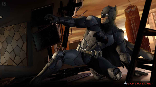 Batman Episode 2 Gameplay Screenshot 3
