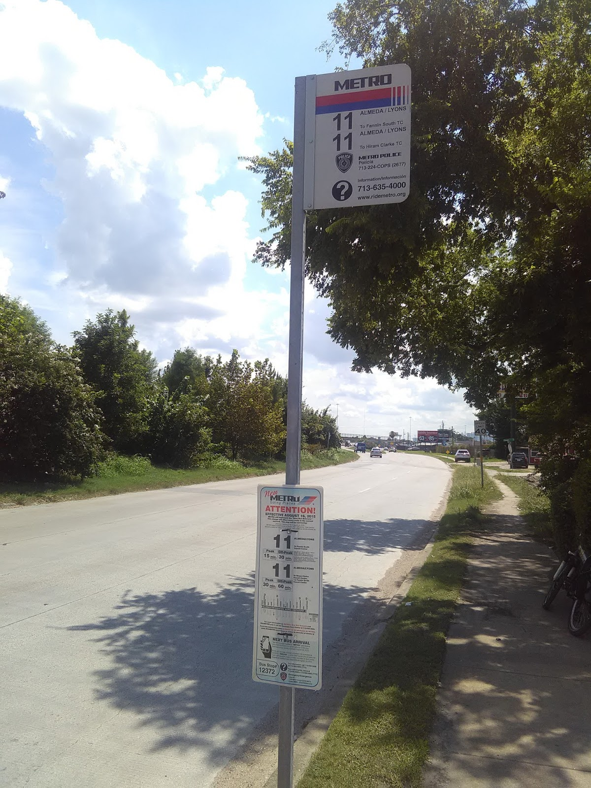 Bicycle San Antonio Transit System Bus Stop Hand Grip Kansa Busa Houston Tx Metro Rating 3 5 Stars Missing 4 It Should Have A Serial Number The Times When Comes Kansas City