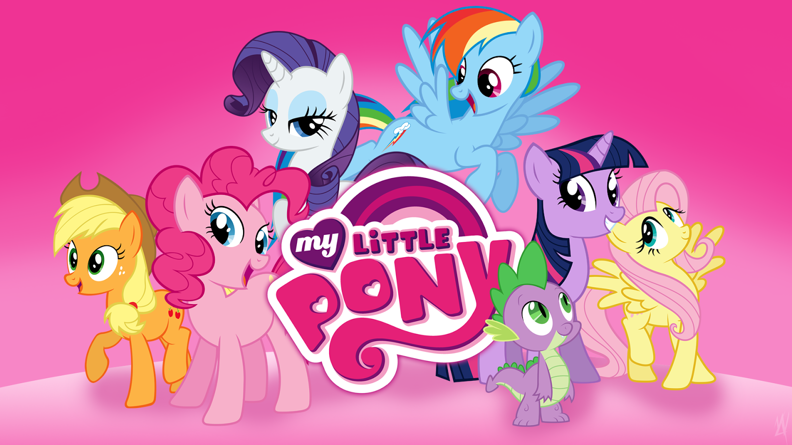 Blo my little pony