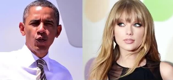 20 CELEBS WHO DON'T LIKE TAYLOR SWIFT 10. Barack Obama