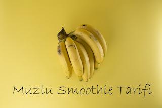 muzlu smoothie tarifi