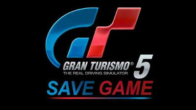 gran turismo 5 save game
