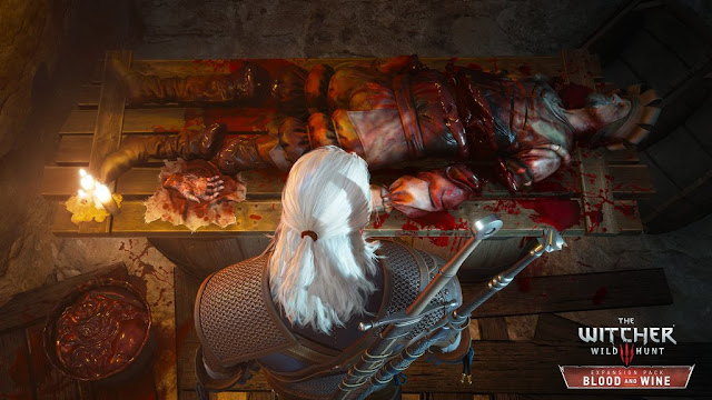 PlayStation 4 Witcher DLC review