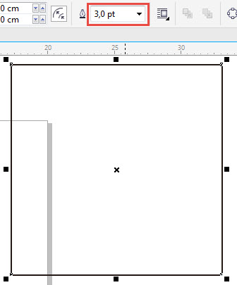 Cara membuat garis lingkaran dan kotak dengan corel draw cara membuat garis lingkaran dan kotak dengan corel draw ccuart Image collections