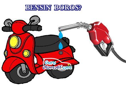 Bensin Motor Tiba-Tiba Boros, Cek Komponen Berikut Ini!