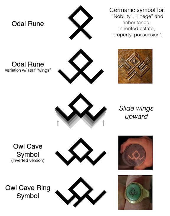 Twin Peaks Black Lodge Symbol