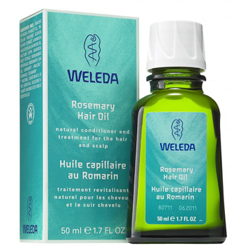 Weleda Rosemary Hair Oil review Covet and Acquire
