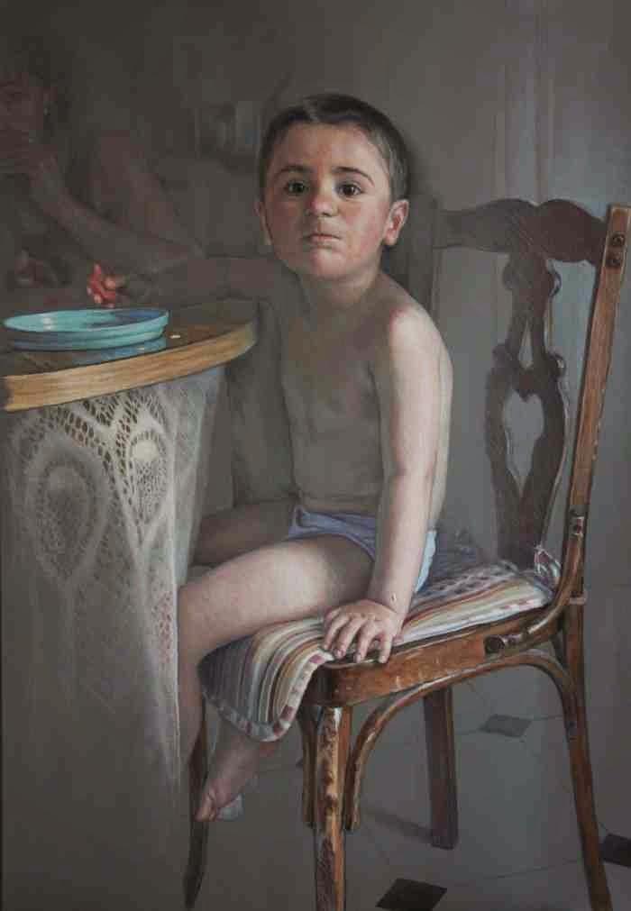 Живопись души. Ruben Belloso