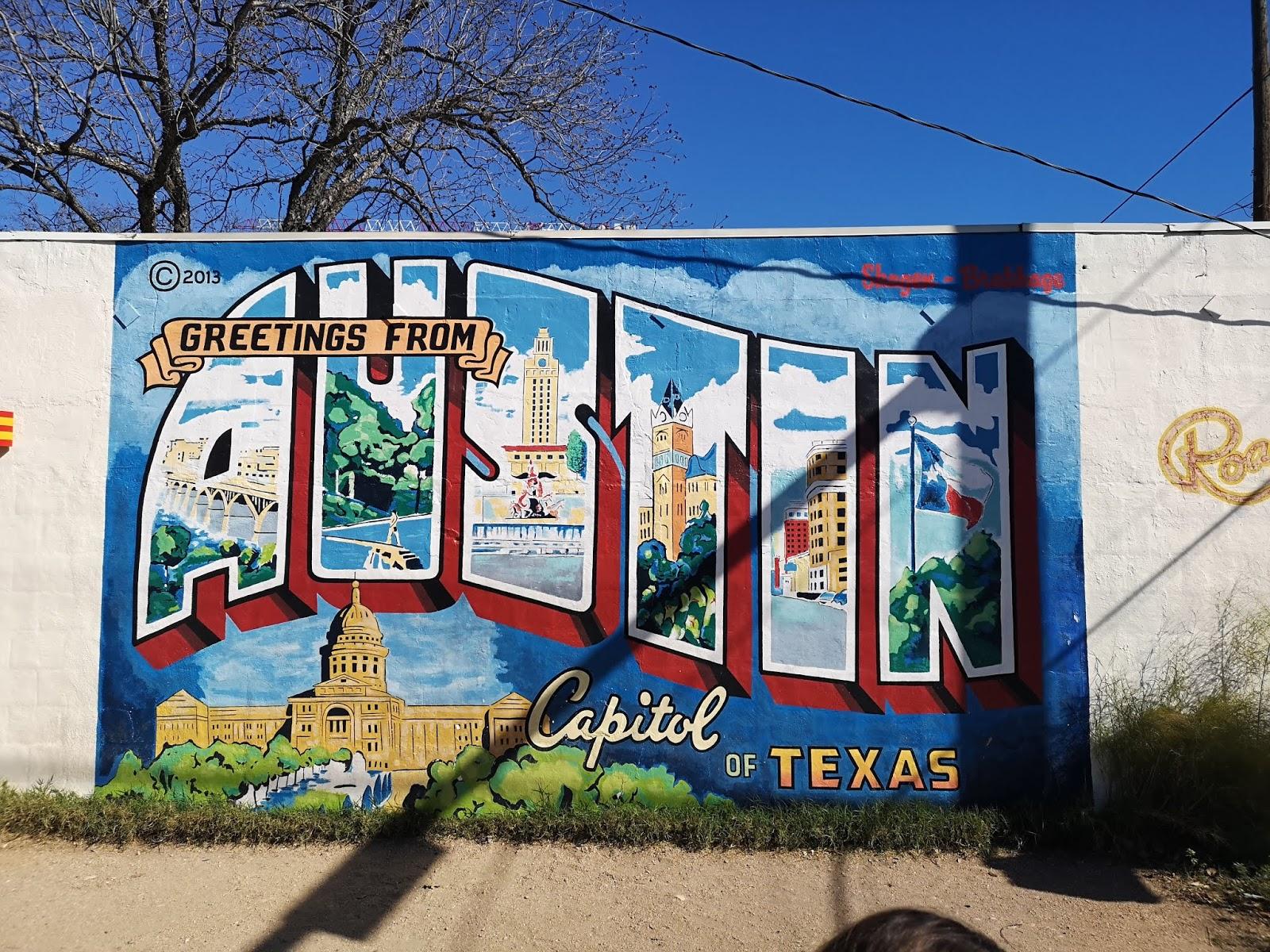 Beste stedet å hekte i Austin TX