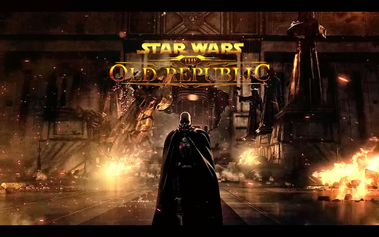 Star Wars Old Republic Wallpaper: Star Wars Old Republic MMO Wallpaper