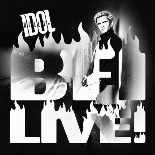 BILLY IDOL: Ανακοίνωσε την κυκλοφορία τριπλού live album