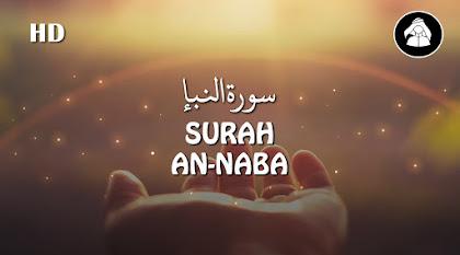 Murottal Surah An-Naba   Mohammad Aidul Azis ᴴᴰ
