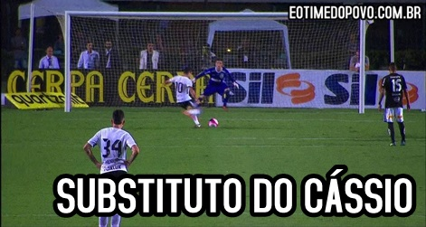 Ivan Ponte Preta Corinthians