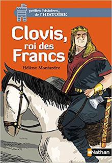 Clovis, Roi Des Francs de Hélène Montardre PDF
