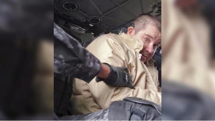 Narcos colombianos testificarán contra 'El Chapo'