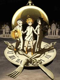جميع حلقات الأنمي Yakusoku no Neverland مترجم