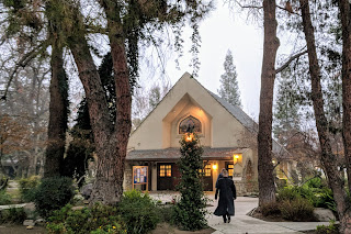 St James Episcopal Church, Fresno, California