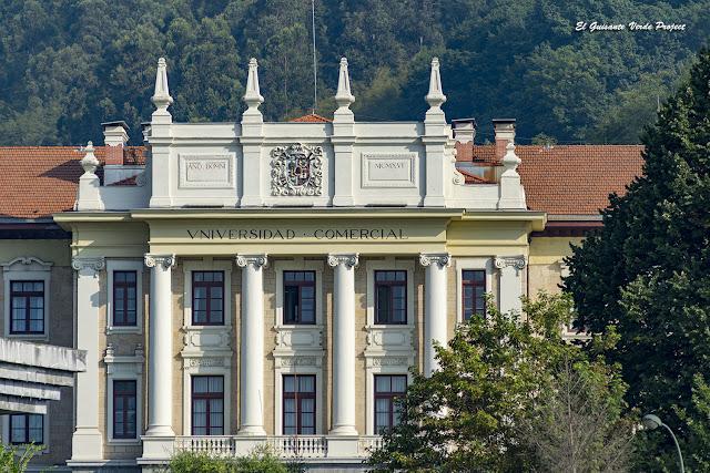 Universidad Comercial de Deusto - Bilbao por El Guisante Verde Project
