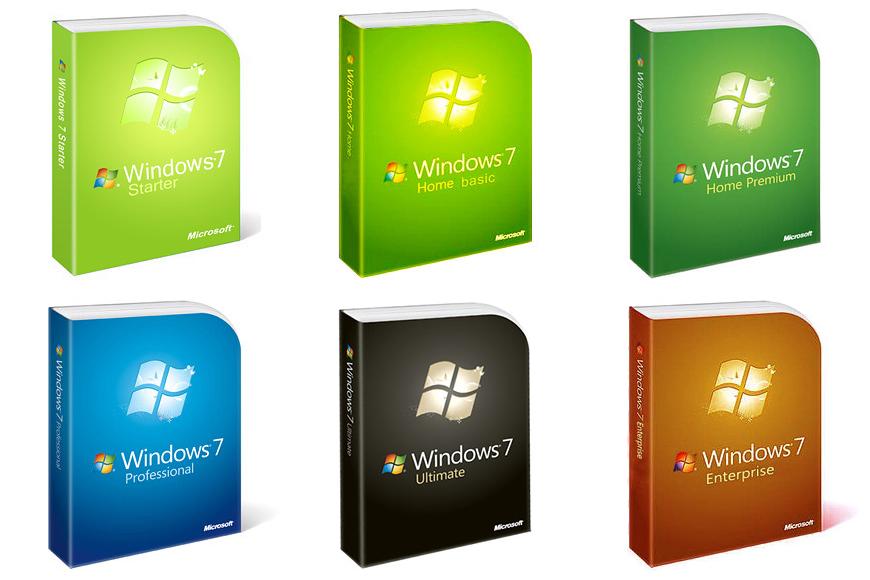 Windows 7 Asennuslevy