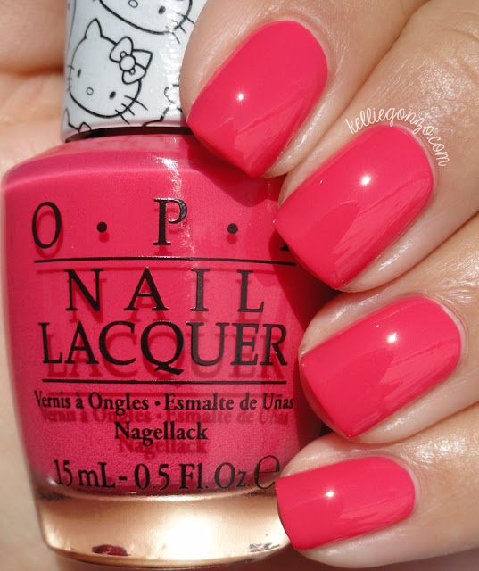 OPI Spoken from the Heart