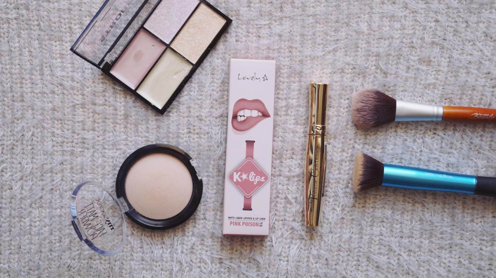 K*Lips od Lovely w kolorze Pink Poison - moja opinia