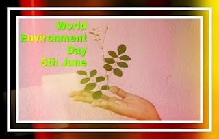 World Environmental day 5 th june