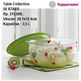 Table Collection | Tupperware Indonesia