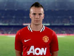 Tom Cleverley is in Man Utd midfielder on a season-long loan