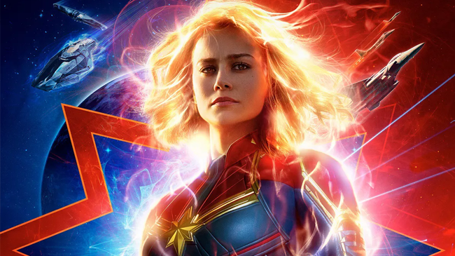 Captain Marvel First Look and Posters