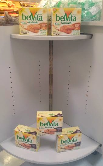 belVita, Save, Samples