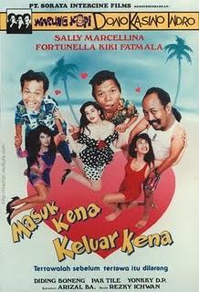 Download Masuk Kena Keluar Kena (1992) Warkop DKI Full Movie 360p, 480p, 720p, 1080p