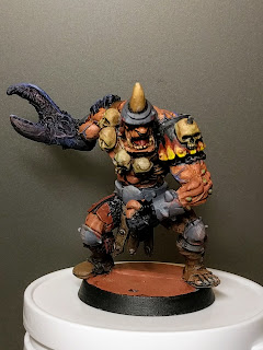 Ogre front view