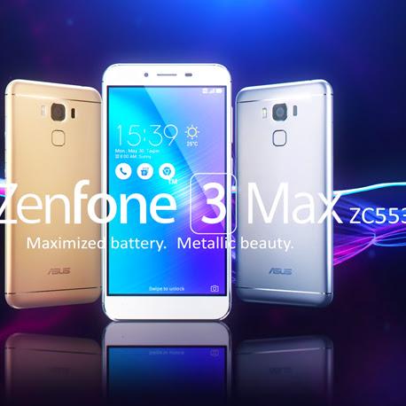 Zenfone 3 Max, Maximal #GaAdaMatinya!