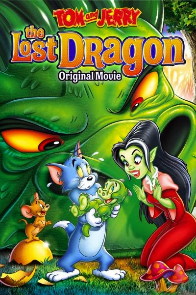Enter the Tom and Jerry - The Lost Dragon DVD Giveaway. Ends 9/16.
