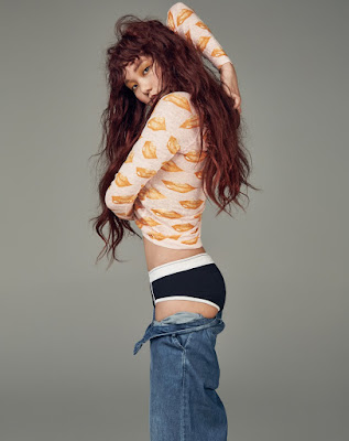 Lee Ho Jung - CeCi Magazine March 2016