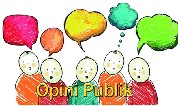 Pengertian Opini Publik, Ciri, Karakteristik dan Proses Pembentukan Opini Publik Terlengkap