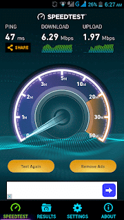 Surfmax Speedtest