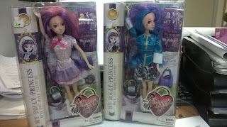 MLP Fake Equestria Girls Ever After High