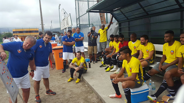 FC Goa lose first pre-season friendly to Bangu A.C