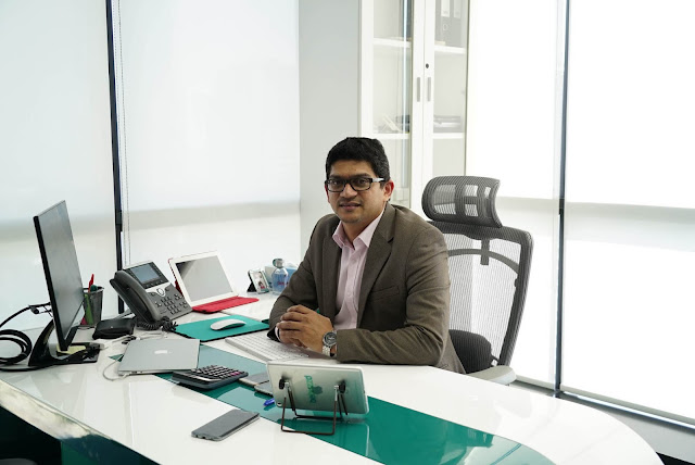 Mujeeb Rahman, Chief Operations Officer, Bebuzzd