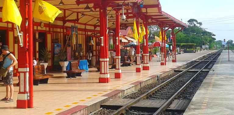 Tempat Wisata di Hua Hin