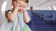 Lakukan Ini Saat Asma Anak Kambuh di Pesawat