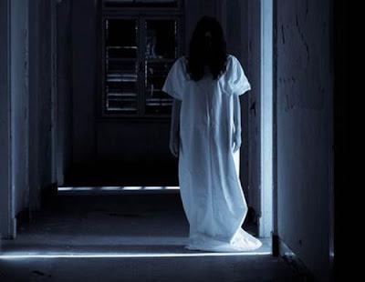 penampakan hantu terseram