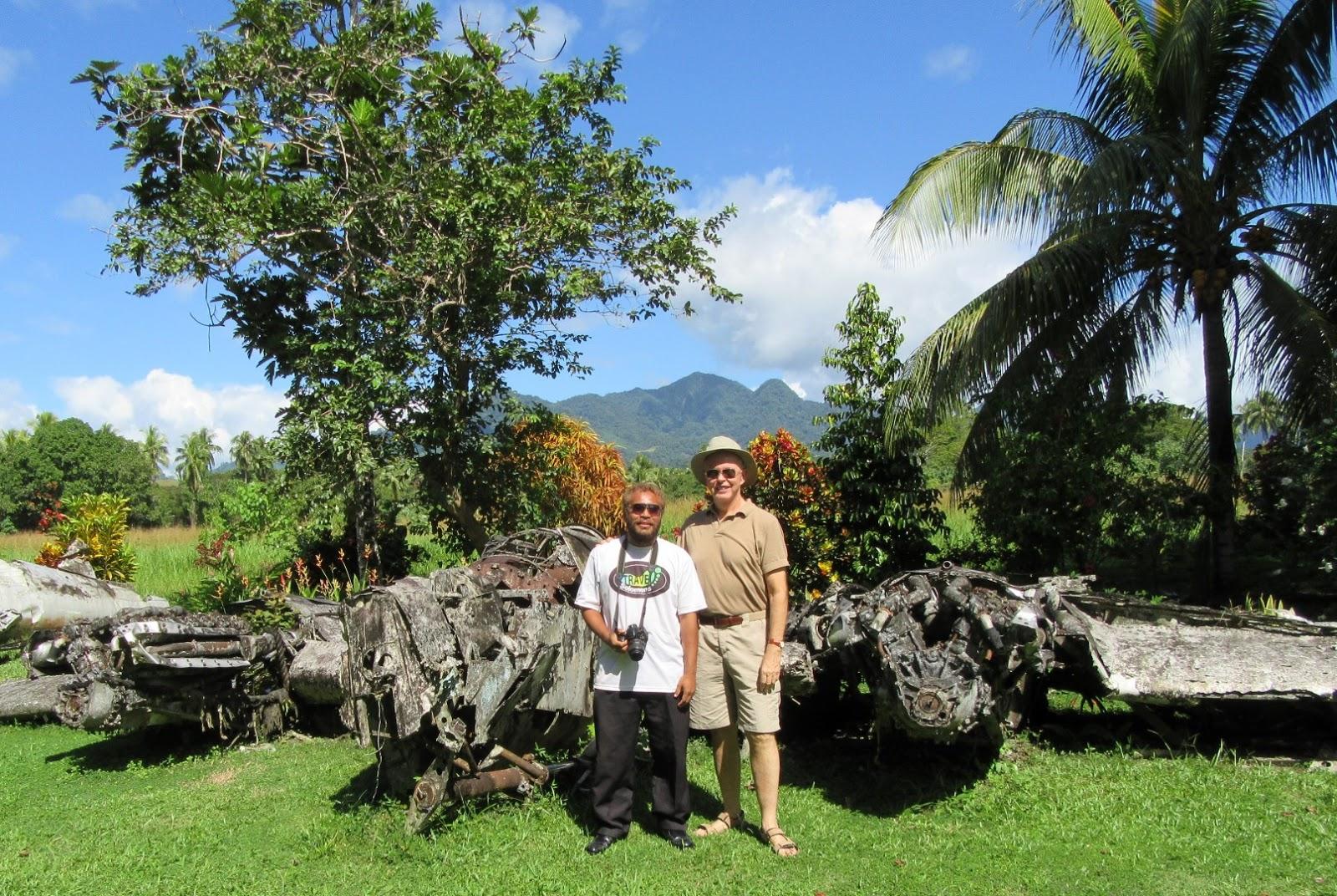 Bill's Excellent Adventures: Solomon Islands