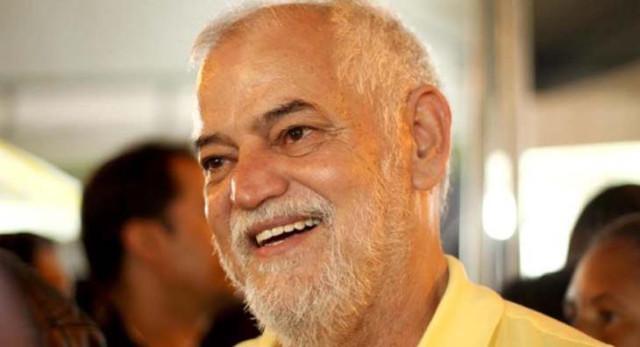 O prefeito de Ibicoara, Arnaldo Silva Pires (PSL)  (Foto: Reprodução Jornal da Chapada)