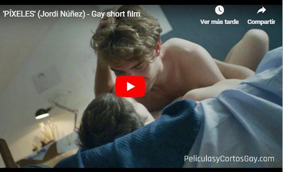 CLIC PARA VER VIDEO Píxeles - CORTO - España - 2015