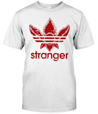 Stranger Things Adidas T Shirt Hoodie Sweatshirt Sweater Long Sleeve Shirt Jacket Jumper